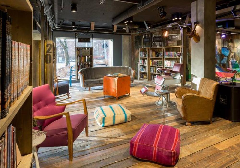 Die Ideen für die ZUkunftüge gestallt des Stadtbibliothek haben bereits gestallt angenommen. Fotos: Stadt Wolfsburg