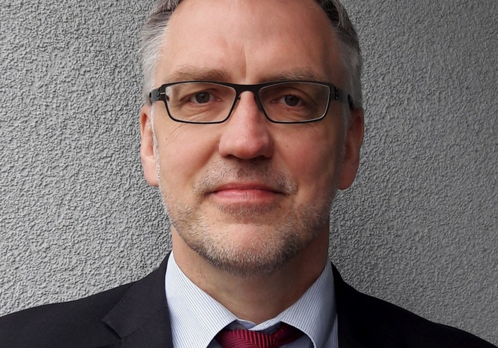 Ist seit heute der vorübergehende Leiter der Polizeiinspektion Braunschweig: Volker Warnecke. Foto: Polizeiinspektion Braunschweig