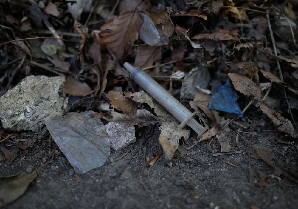 Hat Braunschweig ein Drogenproblem? Die Fraktionen finden nicht. Symbolfoto: Alexander Panknin