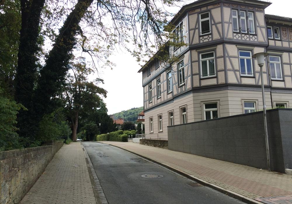 Heute geht es in der Straßen-Serie in den Vititorwall. Foto: Anke Donner