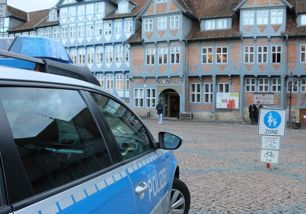 Unfall in Wolfenbüttel - ein Fahrradfahrer wurde verletzt Symbolbild: Werner Heise