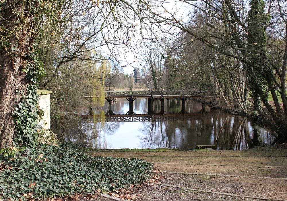 Bald ist das Gifhorner Schloss fest im Griff der Kräuter. Symbolbild: Sandra Zecchino