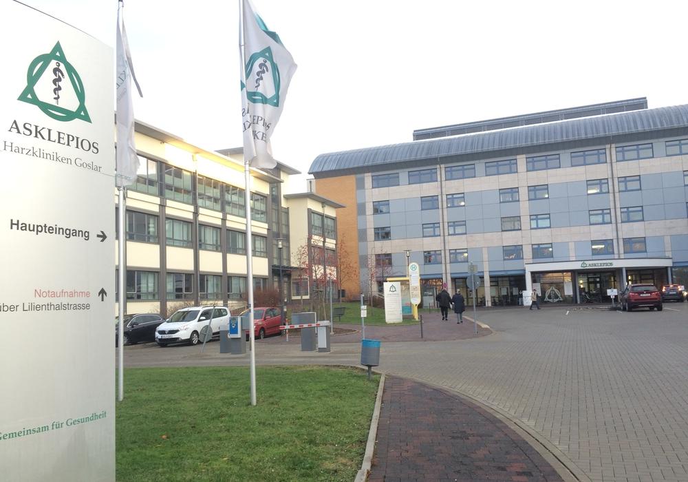 Das Asklepios Klinikum in Goslar. Foto: Archiv/Anke Donner