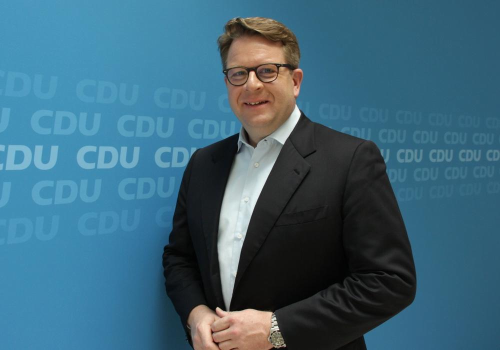 Carsten Müller. Foto: CDU