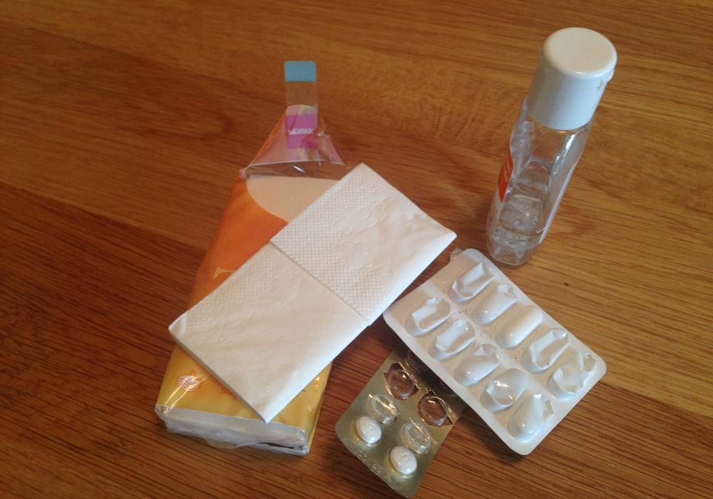 Bei einer echten Grippe ist es in schlimmeren Fällen nicht mit Tabletten und Taschentuch getan. Symbolfoto: Robert Braumann