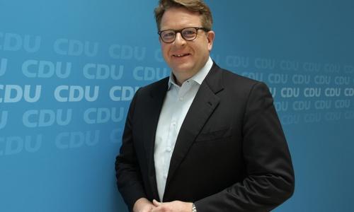 Carsten Müller (CDU), Mitglied des Bundestags. Foto: CDU