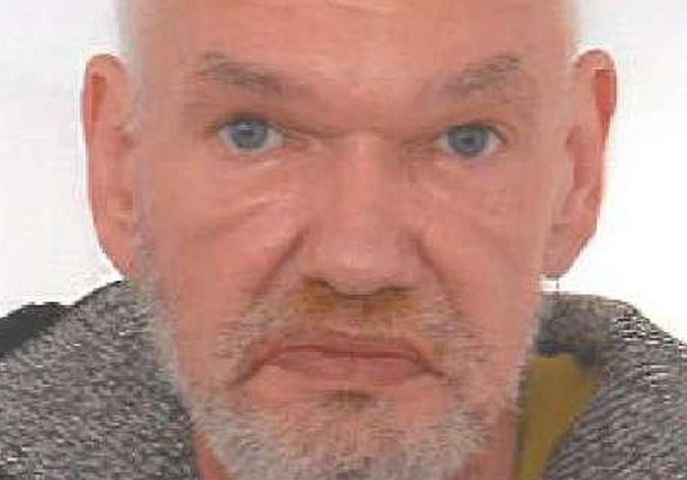 Die Polizei bittet um Mithilfe: Seit Freitagmittag wird der 58-jährige Karl-Peter Fricke vermisst. Foto: Polizei