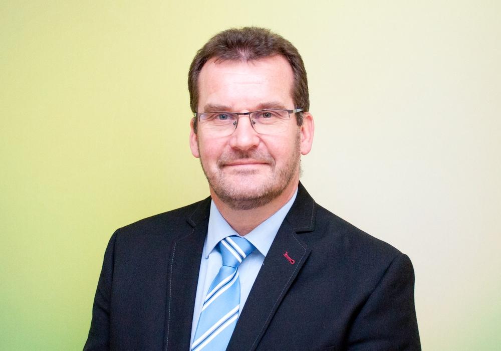 Andreas Jung wird Leiter des Geschäftsbereiches Finanzen der Stadt. Foto: Stadt Wolfsburg