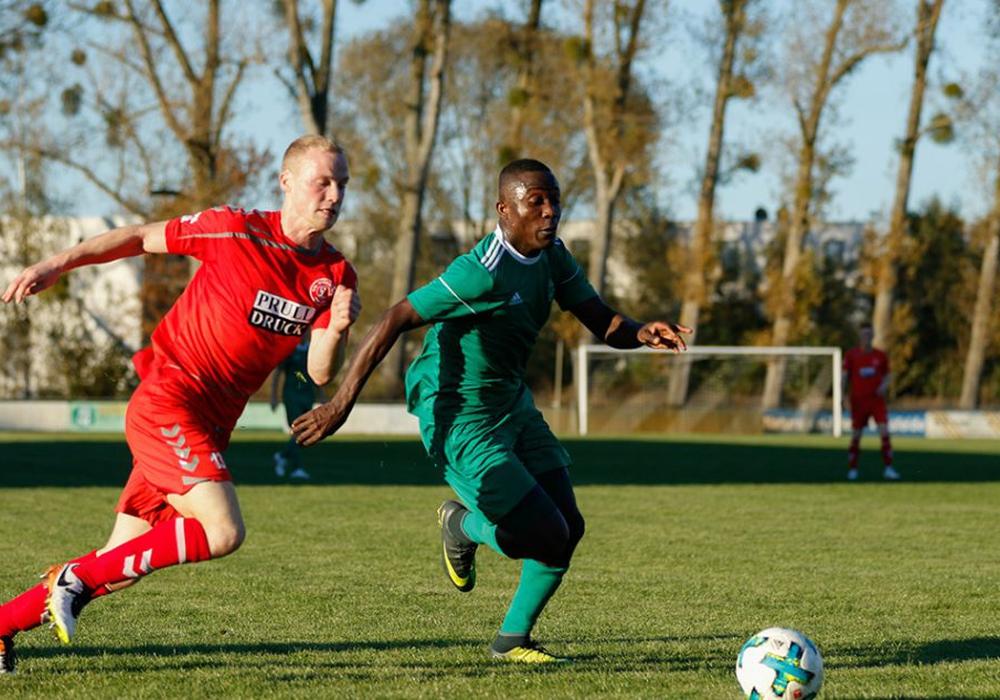 Vorsfelde konnte gegen Bersenbrück nicht punkten. Foto: Florian Eyermann
