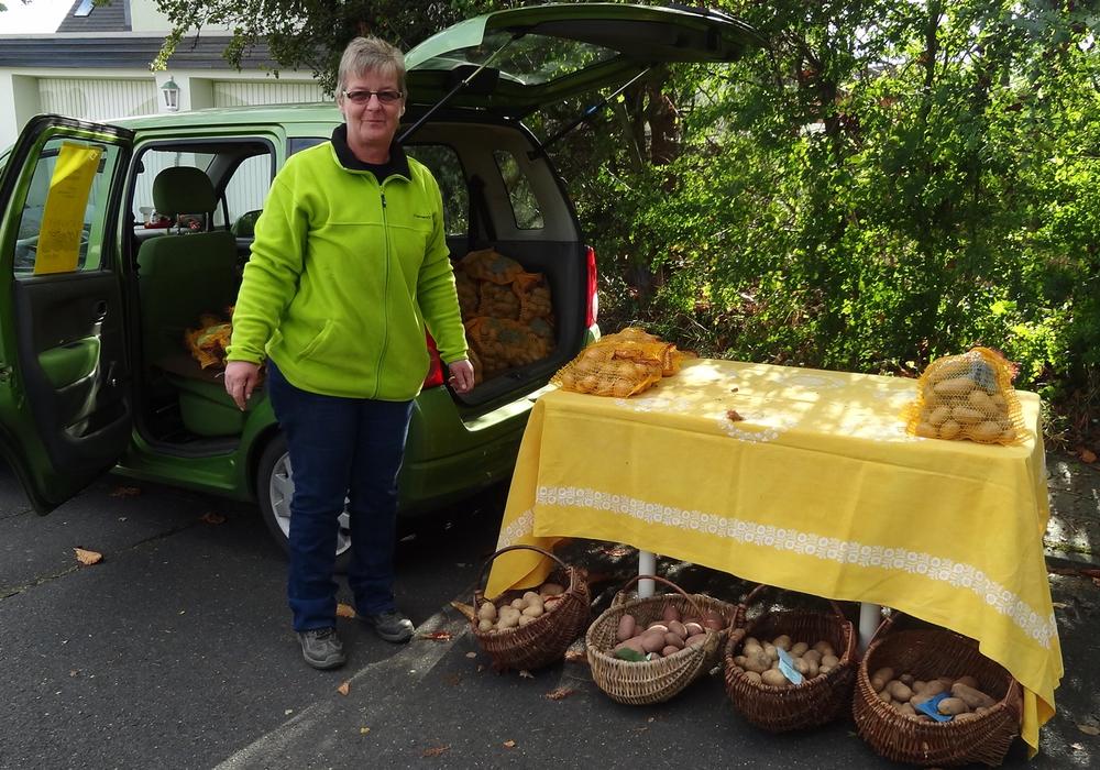Im Denkter Freibad wurde wieder das Kartoffelfest gefeiert. Foto: Anja Steinke -