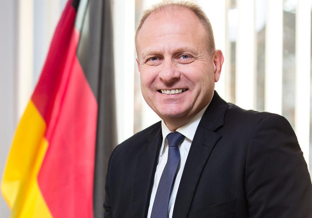 Die Rede von Landrat Gerhard Radeck wird mit Spannung erwartet. Foto: CDU