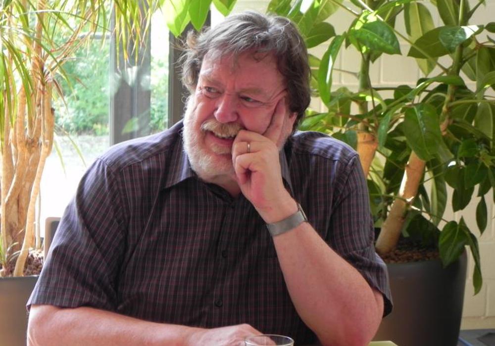 Der stellvertretende Bürgermeister Heinz-Reiner Bosse war der Grillmeister. Foto: Gabler