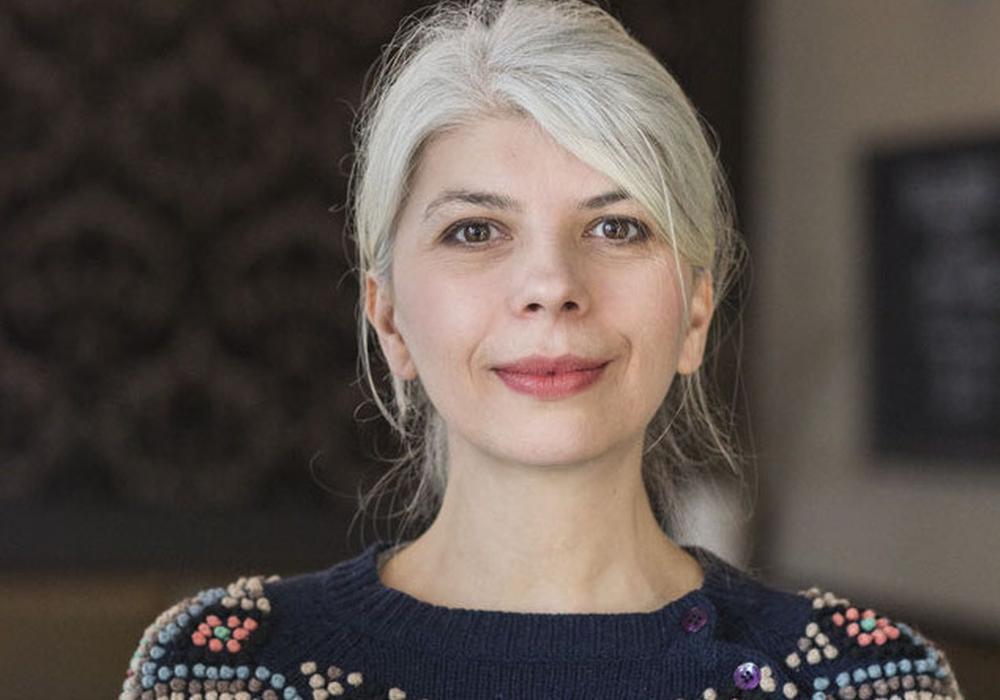 Marica Bodrožić. Foto: Stadt Braunschweig