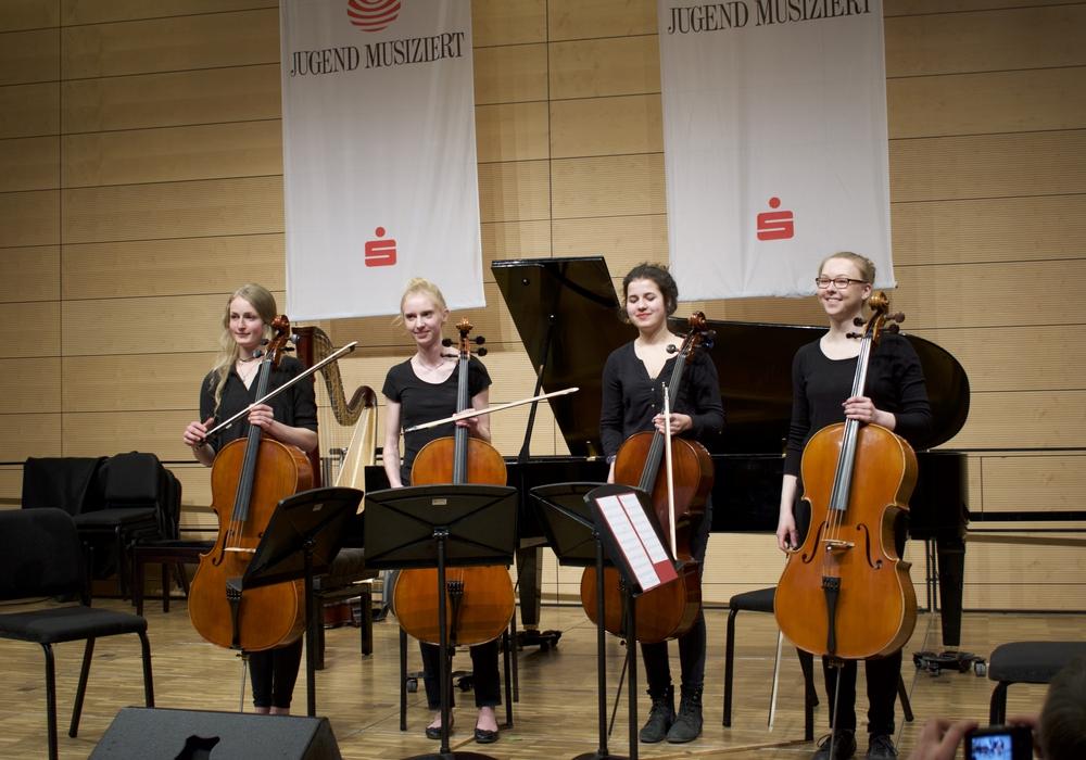 """In der Landesmusikakademie findet am Sonntag ein """"Jugend musiziert""""-Preisträgerkonzert statt. Foto: Veranstalter"""