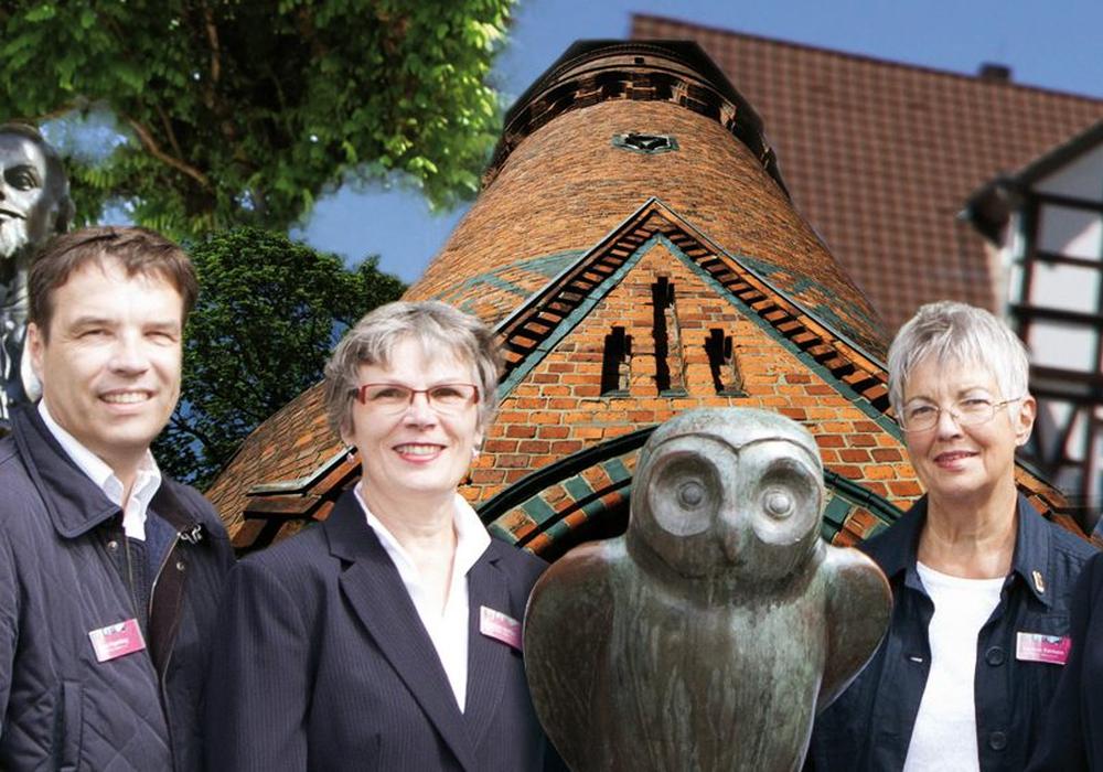 Die Peiner Stadtführer sollen bald Verstärkung bekommen. Foto: Peine Marketing