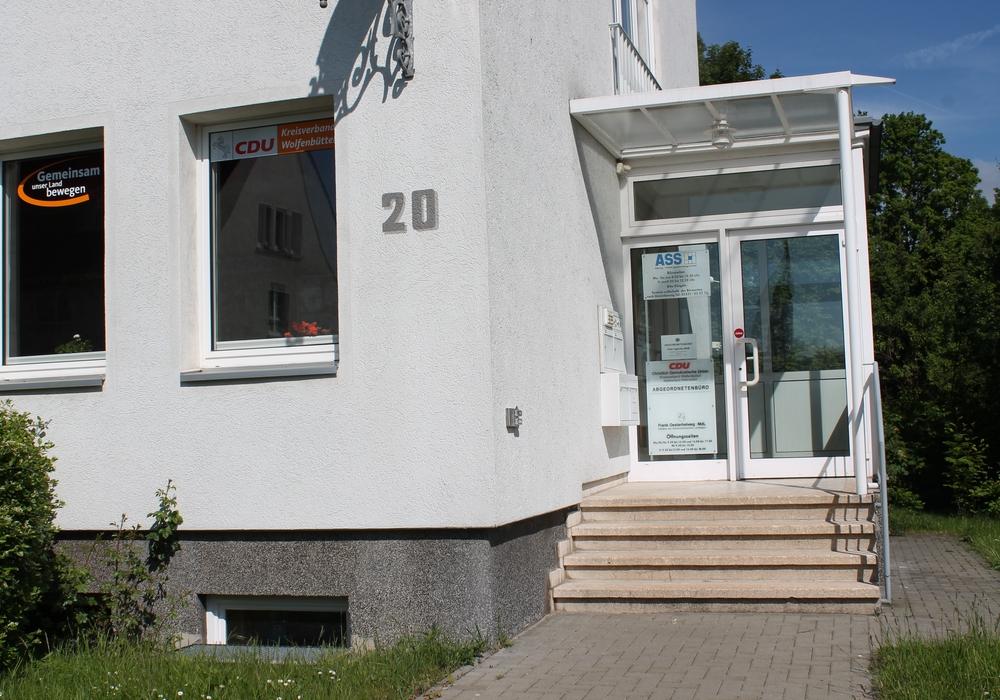 Am 30. August findet die Soziale Sprechstunde der  CDU statt. Foto: Archiv