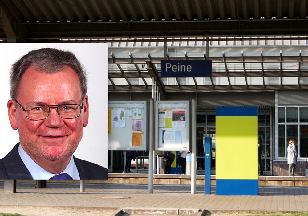 Micheal Kramer (CDU), Verkehrspolitischer Sprecher. Foto: CDU; Alexander Panknin