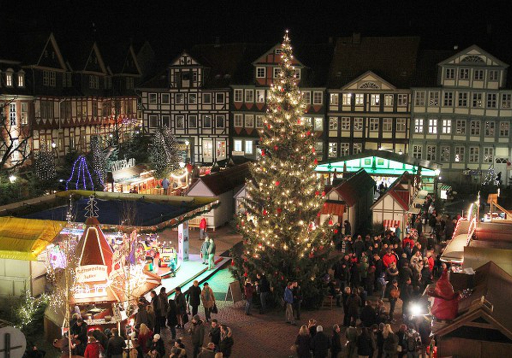 Am 28. November öffnet der Wolfenbütteler Weihnachtsmarkt wieder seine Pforten. Foto: Archiv