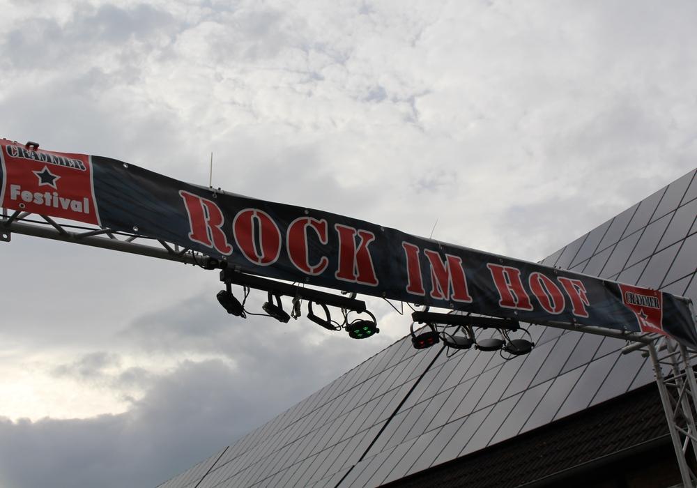 """Zum dritten Mal öffnete der Mittelalterhof in Cramme seine Tore für das """"Rock im Hof"""" Festival. Fotos: Kai Baltzer"""