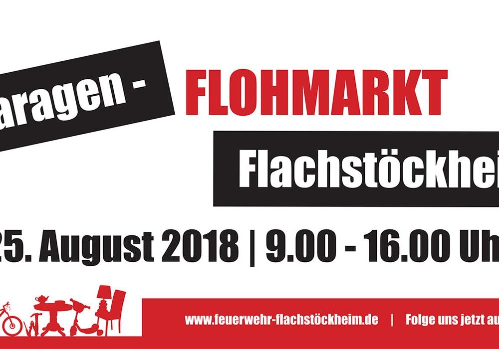 Banner: Freiwillige Feuerwehr Flachstöckheim