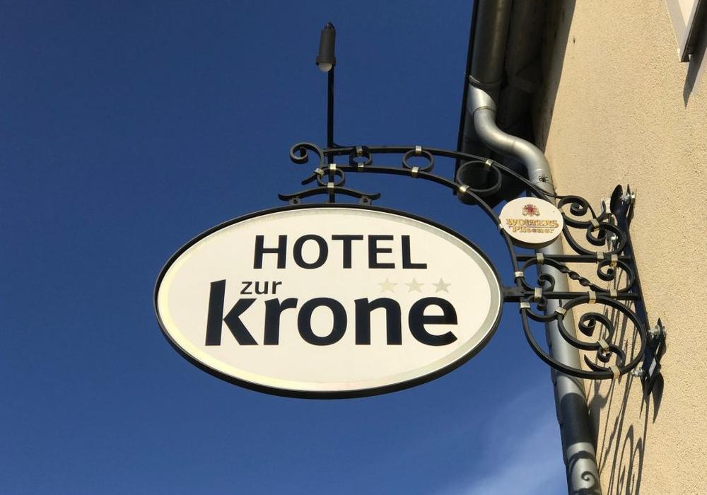 Unsere Testesser besuchten das Hotel Krone in Salzgitter-Hallendorf. Fotos: Marc Angerstein