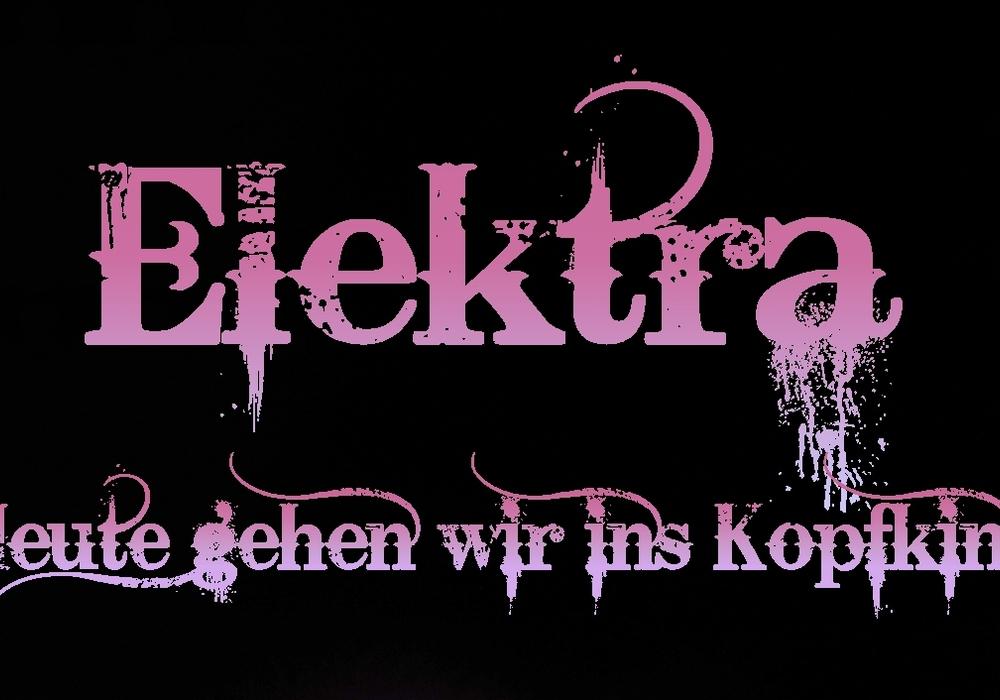 """Das Theater-Solo """"Elektra – Heute gehen wir ins Kopfkino"""". Foto: Kult"""