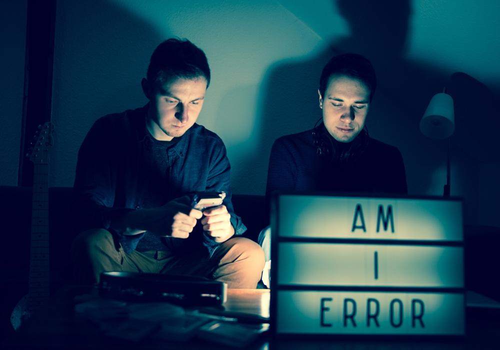 Am I Error. Bandfoto: Privat