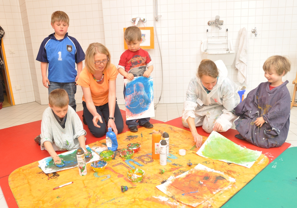 Nicht jedes Kind kommt in den Genuss, in einen Kindergarten zu gehen. Foto: Privat