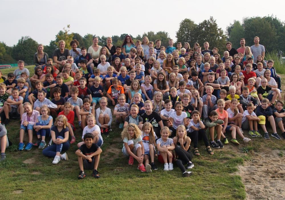 Die 5. Klasse erfreut sich auch steigender Anmeldungen. Foto: IGS Lengede