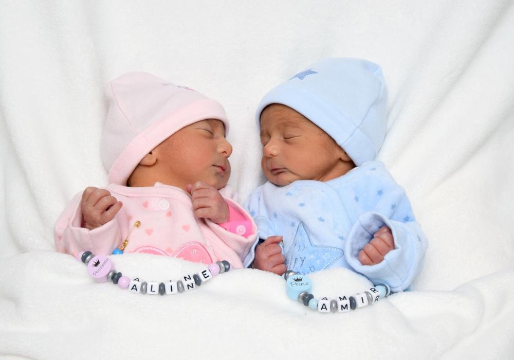 Willkommen, Aline und Amir Fakhreddine. Foto: babysmile24.de