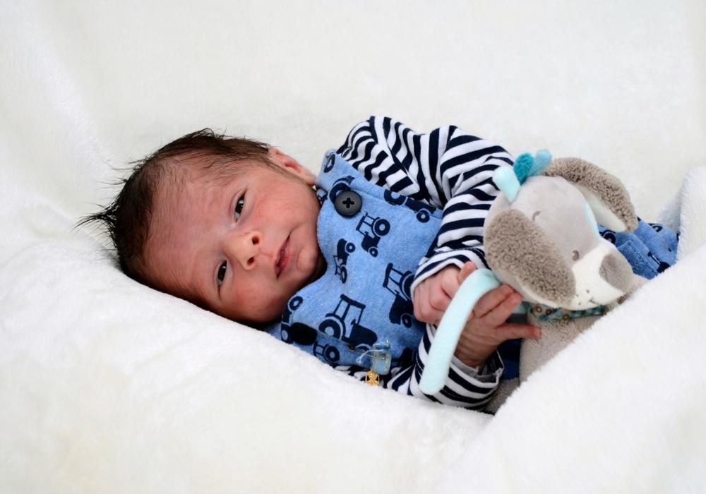 Willkommen, Amar Jammo. Foto: babysmile24.de