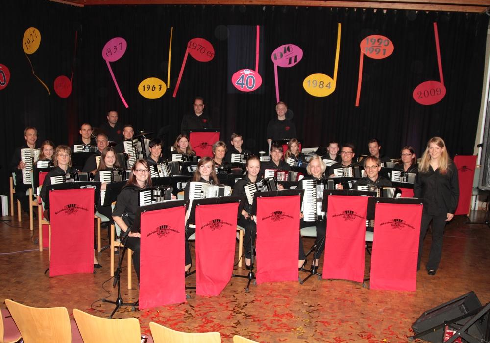 Das Orchester freut sich, möglichst viele Besucher am 17. Juni 2017 zu einem musikalischen Nachmittag begrüßen zu dürfen. Foto: Privat