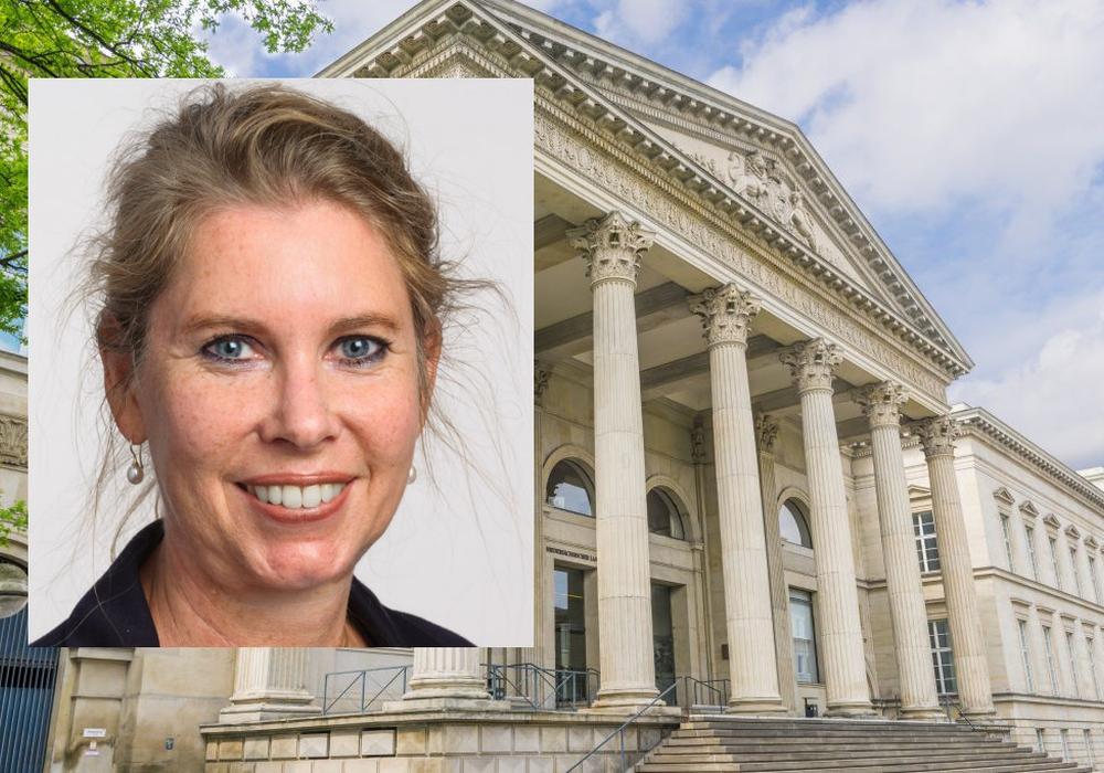 SPD-Landtagsabgeordnete Annette Schütze.  Foto: Tom Figiel/SPD