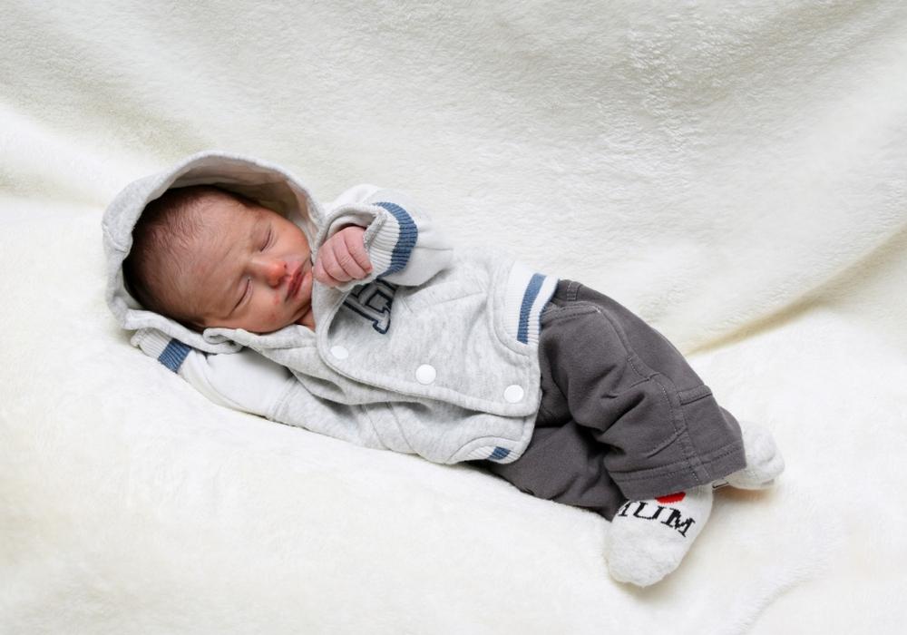 Willkommen, Luke Anakin Brennecke. Foto: babysmile24.de