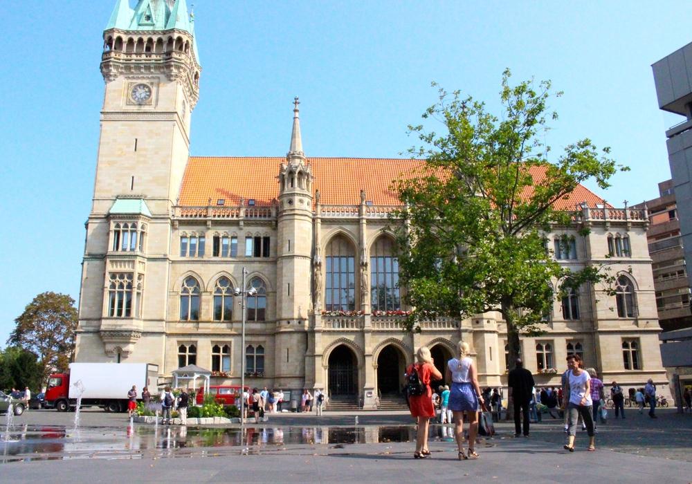 Die Veranstaltung findet auf dem Platz der Deutschen Einheit statt. Foto: Archiv