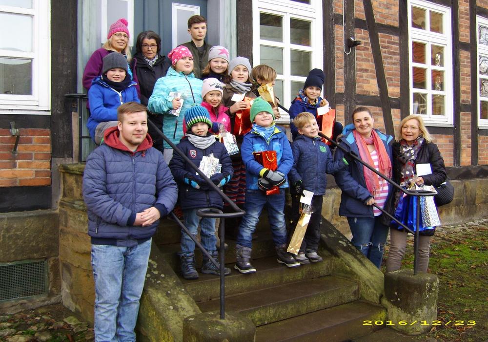 Kinderkirche hat fleißig gebacken: Foto: Privat