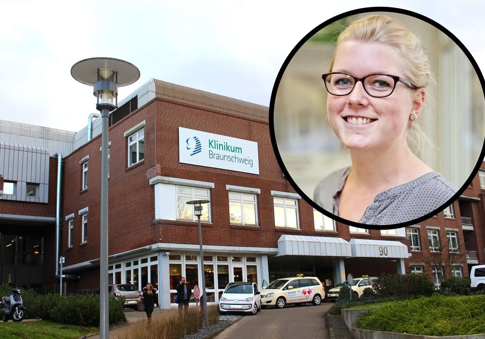 Nora Wehrstedt aus dem Klinikum Braunschweig ist stellvertretende Präsidentin der niedersächsischen Pflegekammer. Foto: Klinikum Braunschweig (Jörg Scheibe)/Archiv