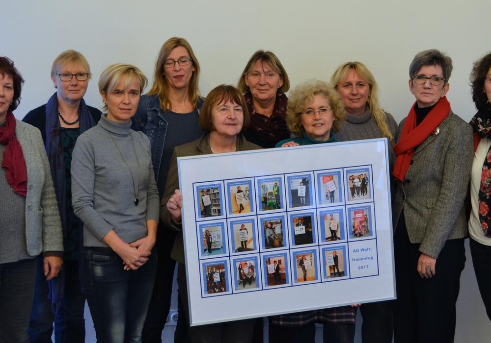 Arbeitskreis Weltfrauentag Helmstedt, Foto: Landkreis Helmstedt