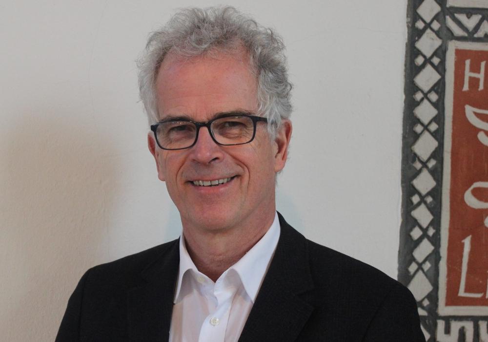 Hans-Martin Joost verlässt die Friedenskirchengemeinde zum 1. März. Foto: Kirchengemeinde