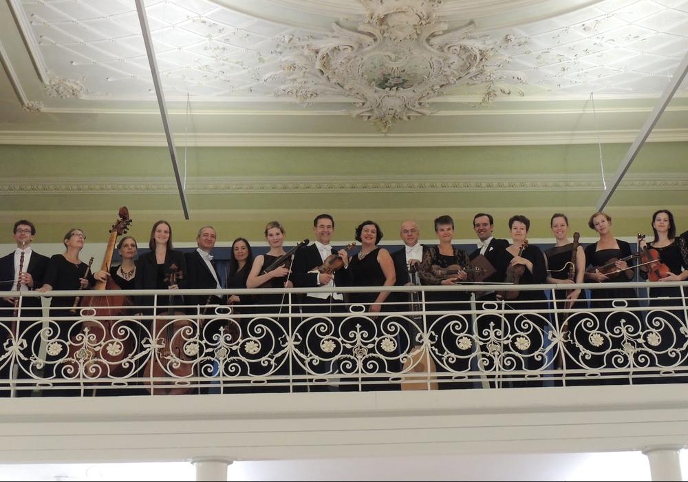 Das Göttinger Barockorchester. Fotos: Privat