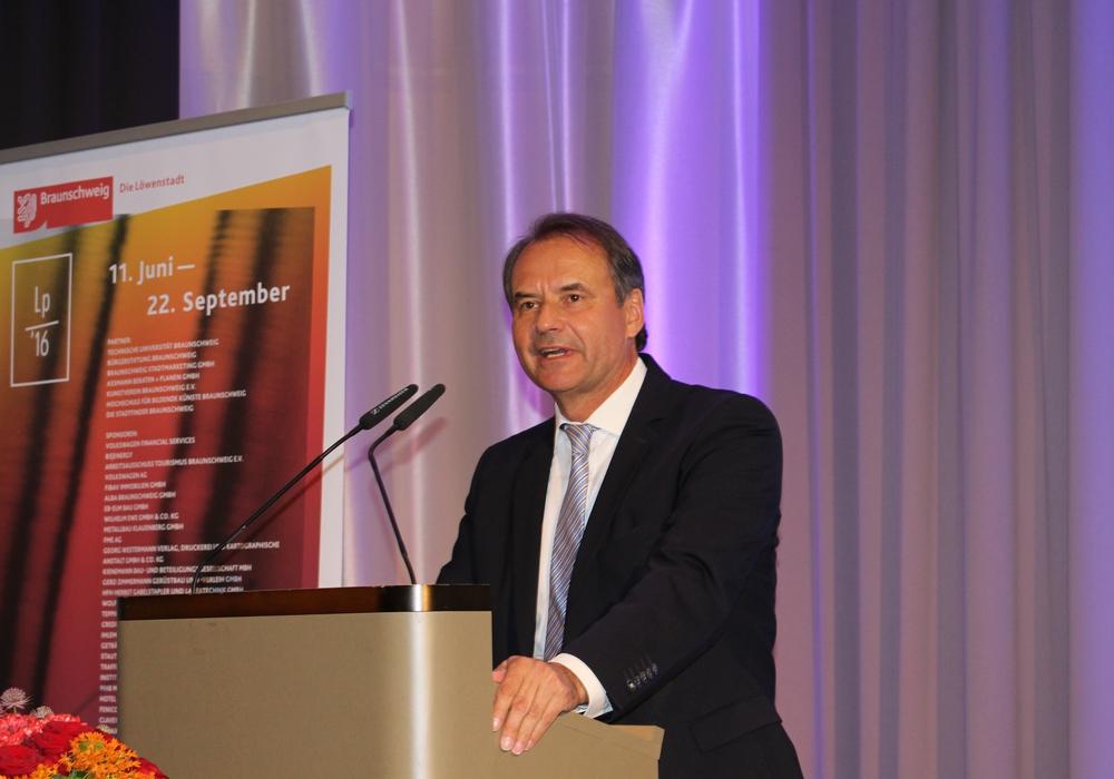 Oberbürgermeister Ulrich Markurth, Foto: Max Förster