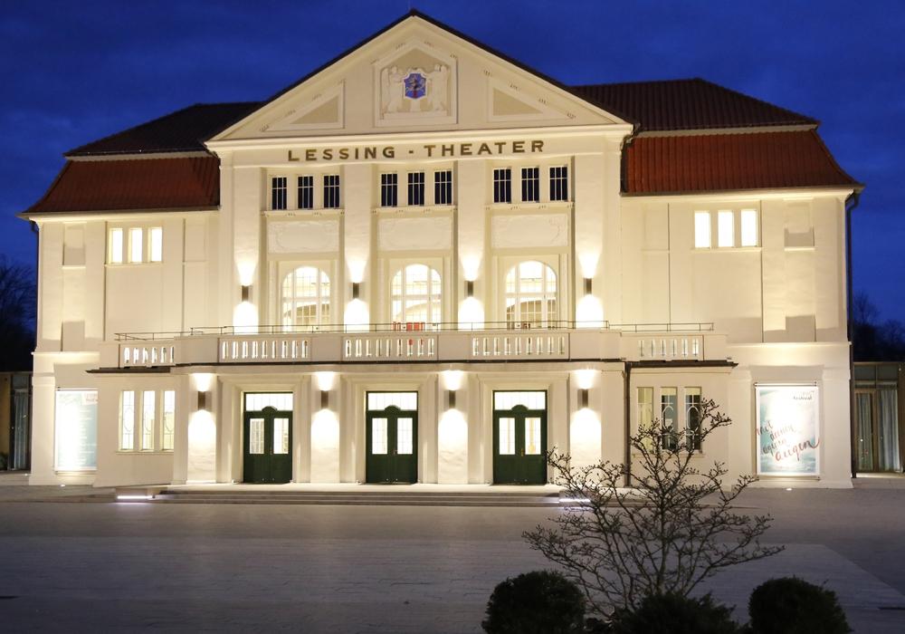 Lessingtheater Wolfenbüttel. Foto: Thorsten Raedlein