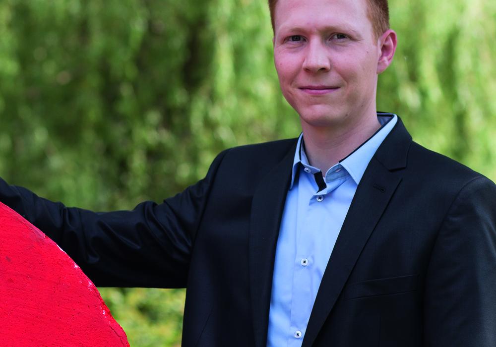 Patrick Krause, SPD Foto: Privat