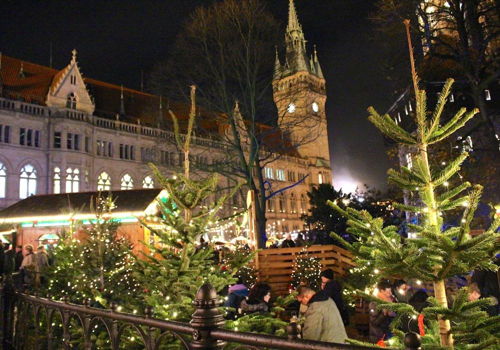 regionalHeute.de gibt einen Überblick über die Weihnachtsmärkte in und um Braunschweig. Archivfoto: Sina Rühland
