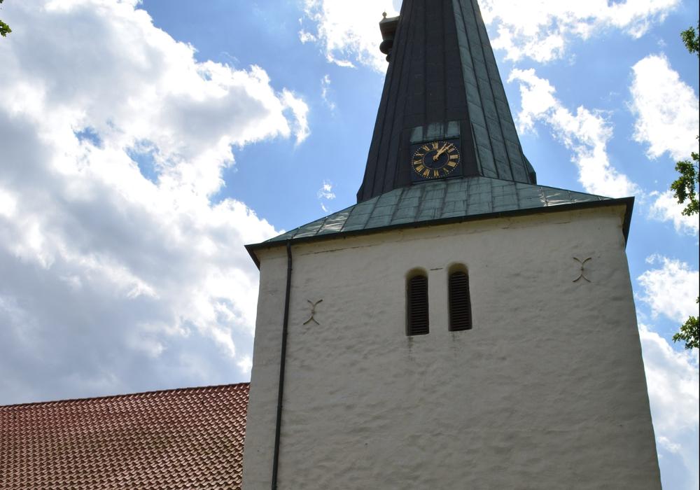 Die Edemisser Kirche. Fotos: Kirchenkreis