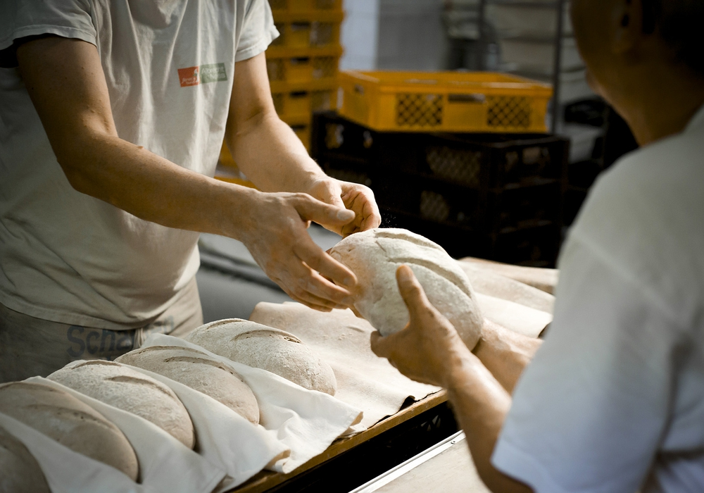 Wer eine Lehre in einer Bäckerei macht, kann sich über mehr Geld freuen – die Ausbildungsvergütungen steigen in der gesamten Branche. Für etliche Azubis gibt es rückwirkend ab September 2018 einen Nachschlag. Foto: NGG