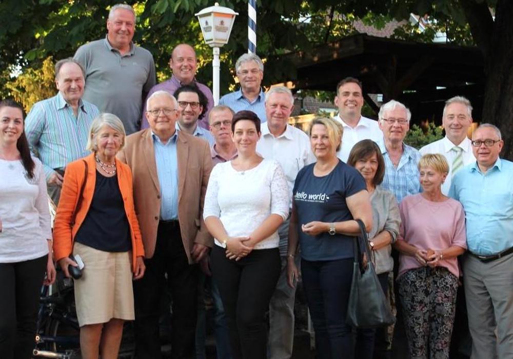 Konstruktiv und sachlich verlief die gut besuchte CDU-Frühjahrskonferenz. Der Stadtverband hatte eingeladen. Foto: CDU