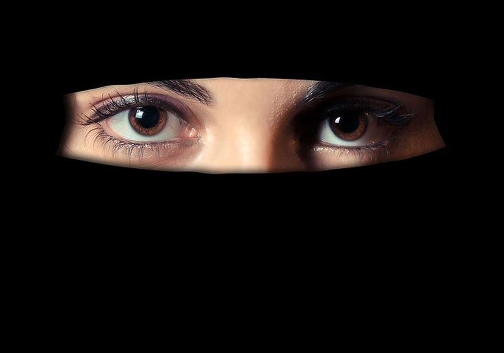 Die CDU fordert ein Burka-Verbot. Symbolfoto: Pixabay