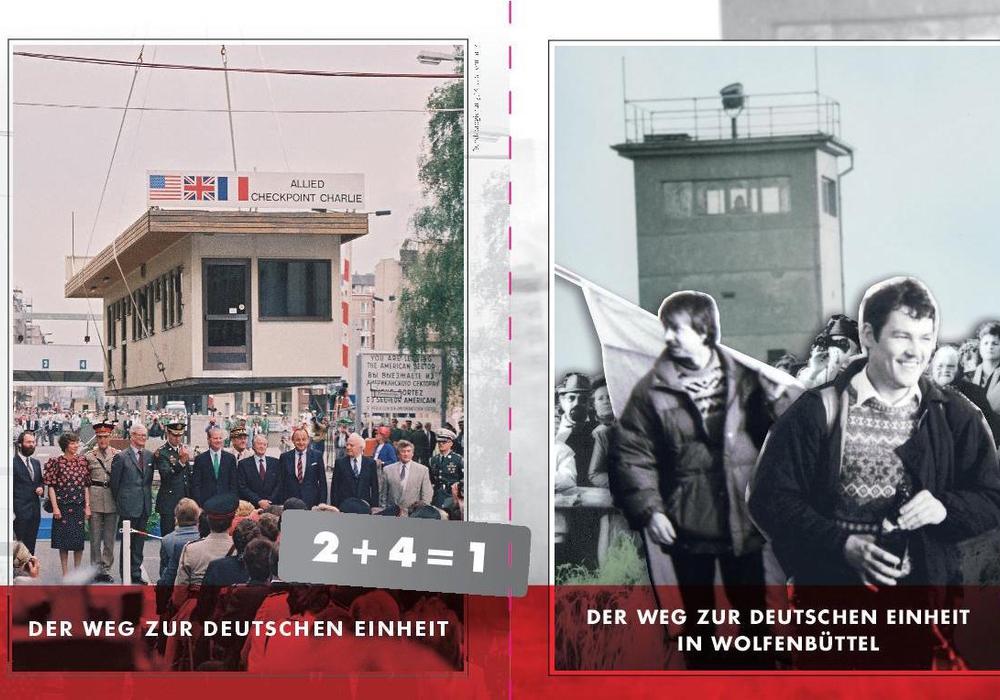 """Die Sonderausstellung """"Der Weg zur deutschen Einheit"""" zeigt den DEFA-Spielfilm """"Spur der Steine"""". Foto: Privat"""