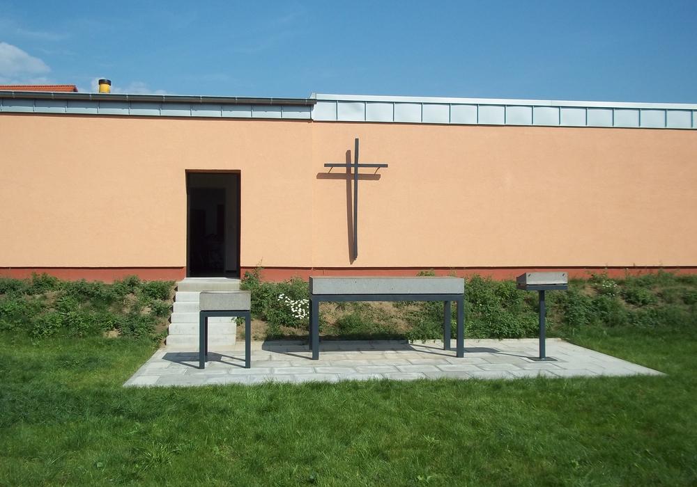 Am Sonntag, den 26. Juni 2016 lädt die Evangelisch-lutherische Kirchengemeinde Oker ein zu einem Gedenkgottesdienst anlässlich der Einweihung der Kirche St. Paulus und des Gemeindezentrums mit anschließendem Bürgermahl. Foto: Bengsch